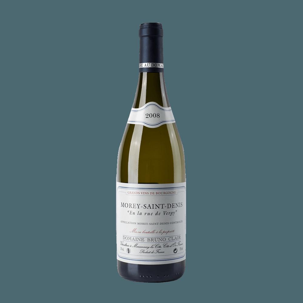 """Вино Morey-Saint-Denis """"En la rue de Vergy"""", 0.75 л., 2009 г."""