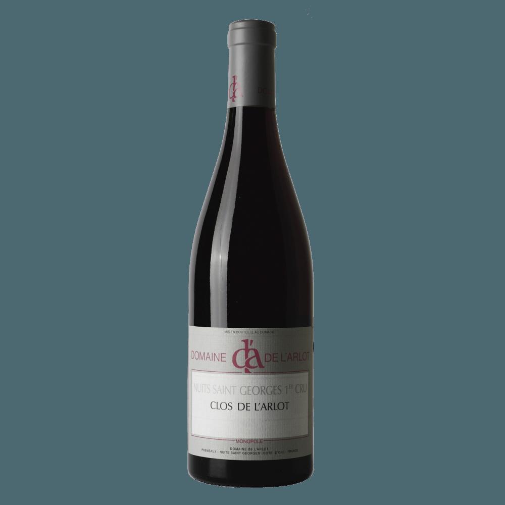 """Вино Nuits-Saint-Georges Premier Cru """"Clos de l'Arlot"""" Rouge, 0.75 л., 2013 г."""