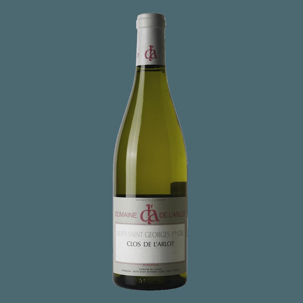 """Вино Nuits-Saint-Georges Premier Cru """"Clos de l'Arlot"""" Blanc, 0.75 л., 2011 г."""