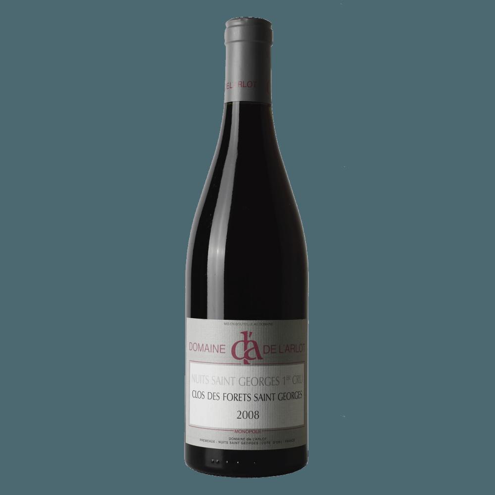 """Вино Nuits-Saint-Georges Premier Cru """"Clos des Forets Saint Georges"""", 0.75 л., 2011 г."""