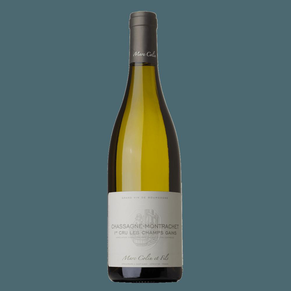 """Chassagne-Montrachet Premier Cru """"Les Champs Gains"""", 0.75 л., 2011 г. (s)"""