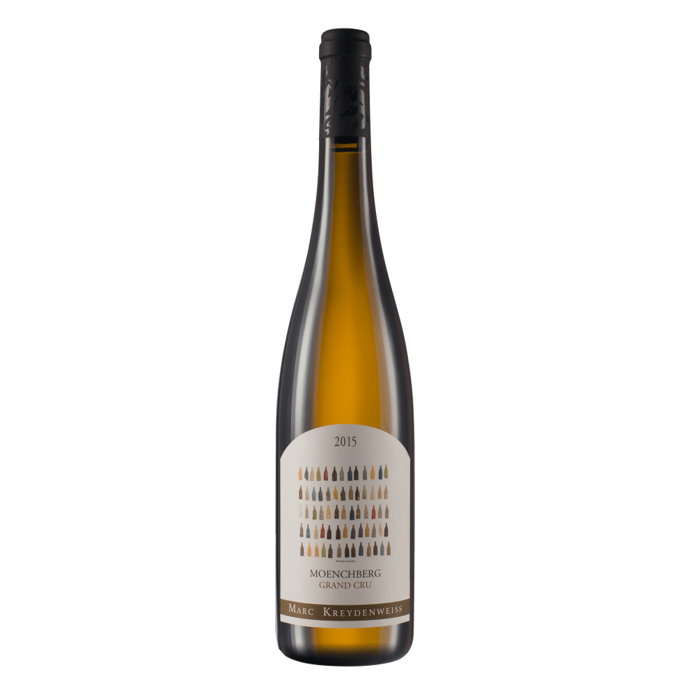 "Вино Pinot Gris Moenchberg Grand Cru ""Le Moine"", 0.75 л., 2015 г. (s)"