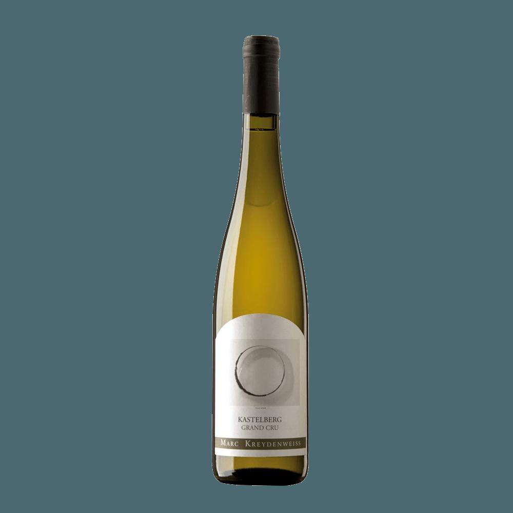 """Вино Riesling Kastelberg Grand Cru """"Le Chateau"""", 0.75 л., 2014 г. (s)"""