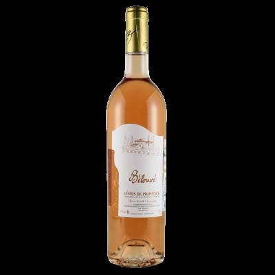 Вино Belouve Rose, 0.75 л., 2016 г. (s)