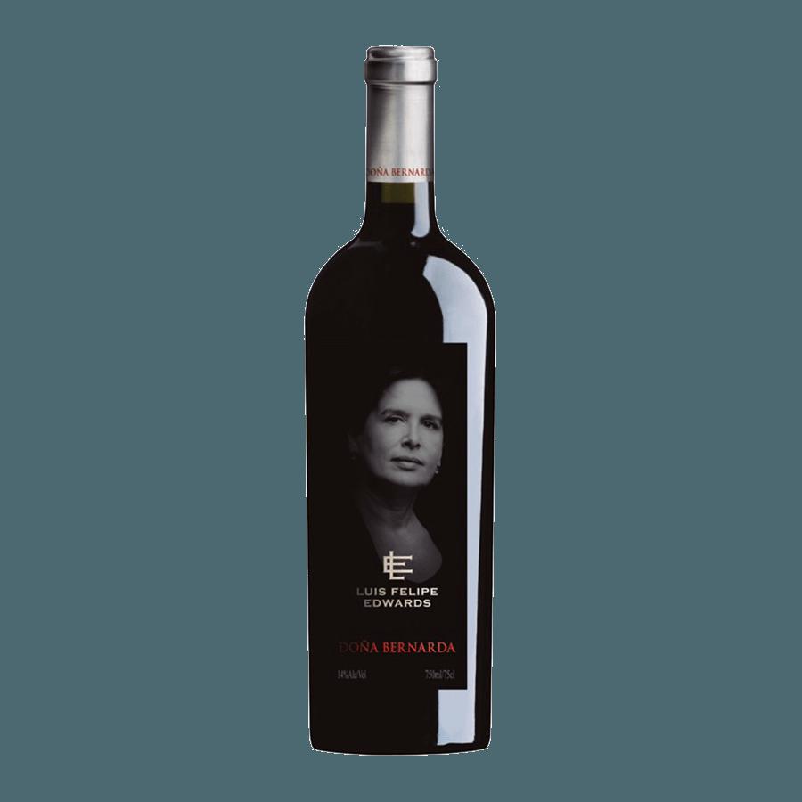 Вино Luis Felipe Edwards Dona Berñarda ( красное, сухое) 0,75 л