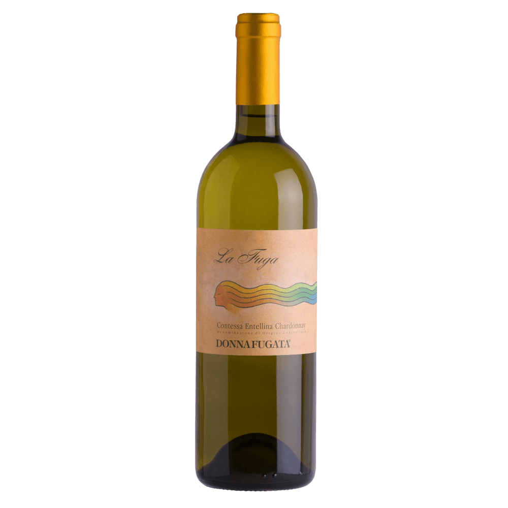 Вино La Fuga Chardonnay, 0.75 л., 2017 г. (s)