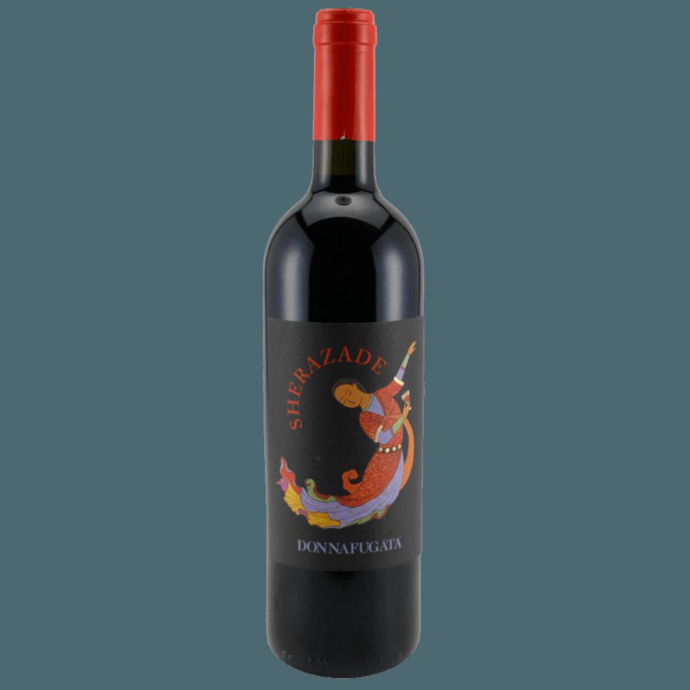 Вино Sherazade, 0.75 л., 2016 г. (s)
