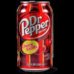 Dr.Pepper Cherry Vanilla, 0.355 л.