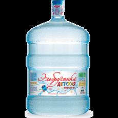 Эльбрусинка, детская вода для кулера, 19 л.