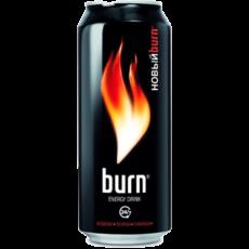 Burn, энергетический напиток, 0.5 л.