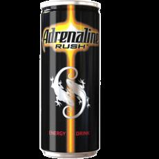 Adrenalin Rush, энергетический напиток, 0.25 л