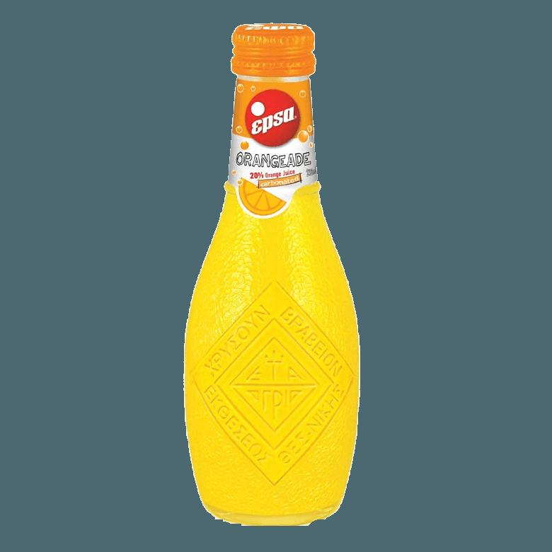 EPSA Портокалада 232мл