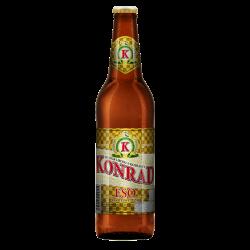 """Пиво """"Konrad"""" ESO Polotmavy lezak, 0.5 л."""