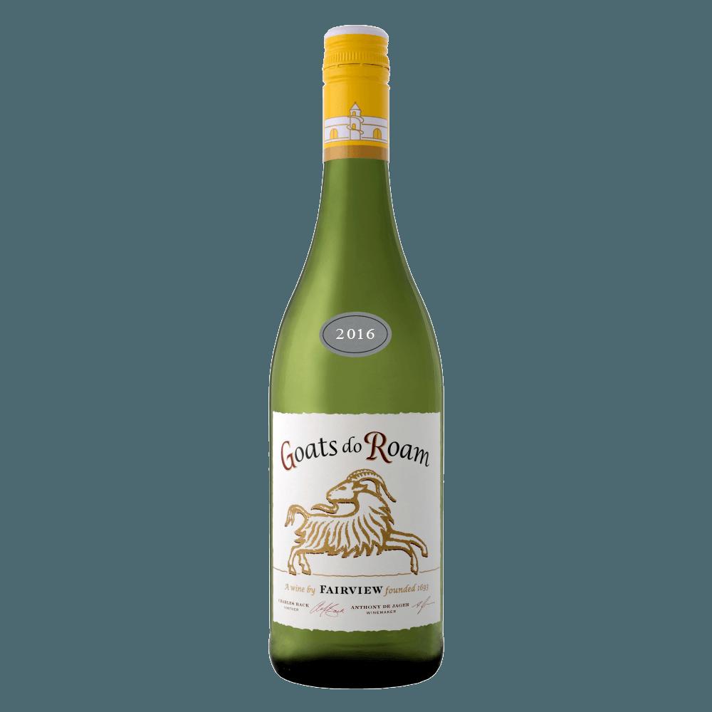 Вино Goats do Roam White, 0.75 л., 2016 г. (s)