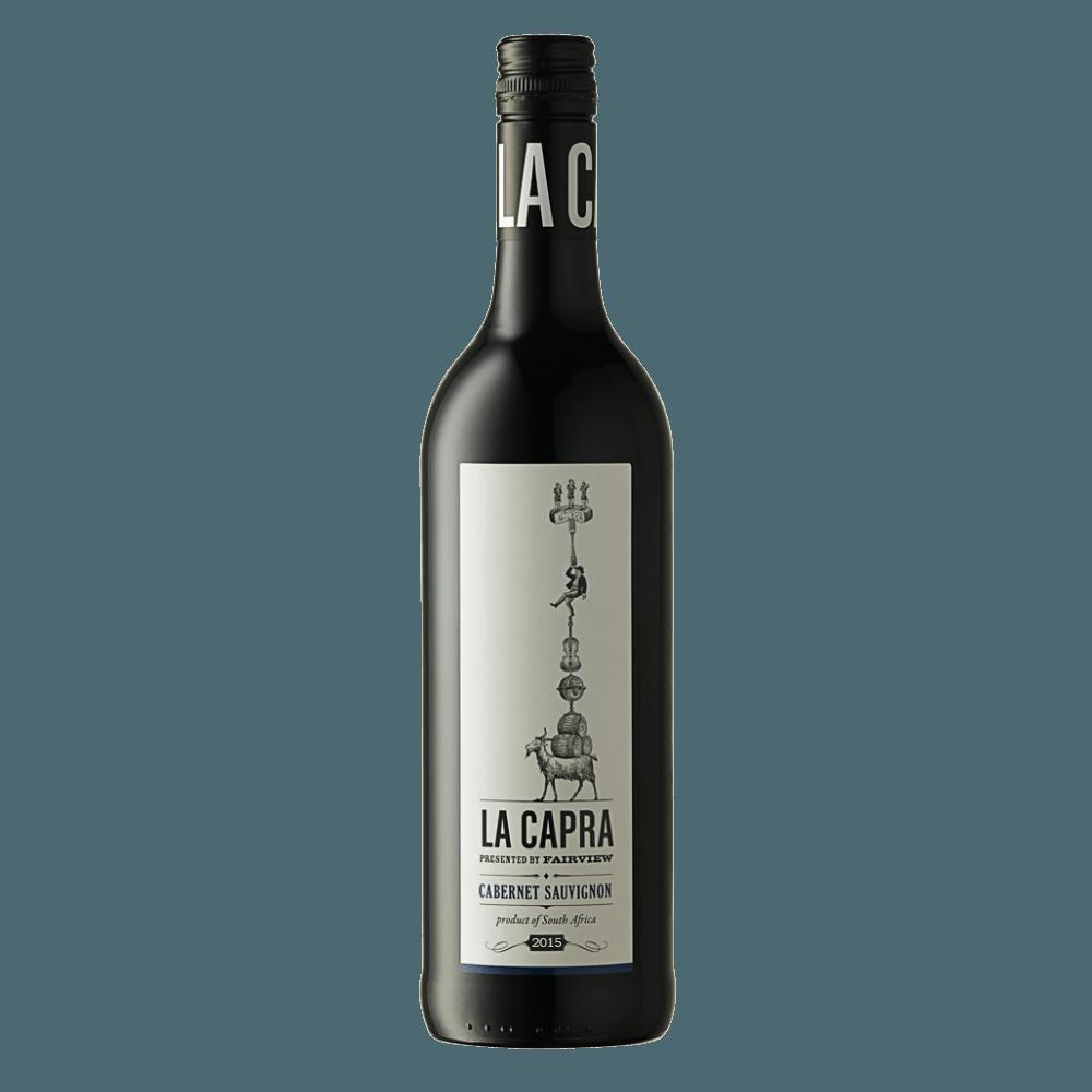 Вино La Capra Cabernet Sauvignon, 0.75 л., 2016 г. (s)