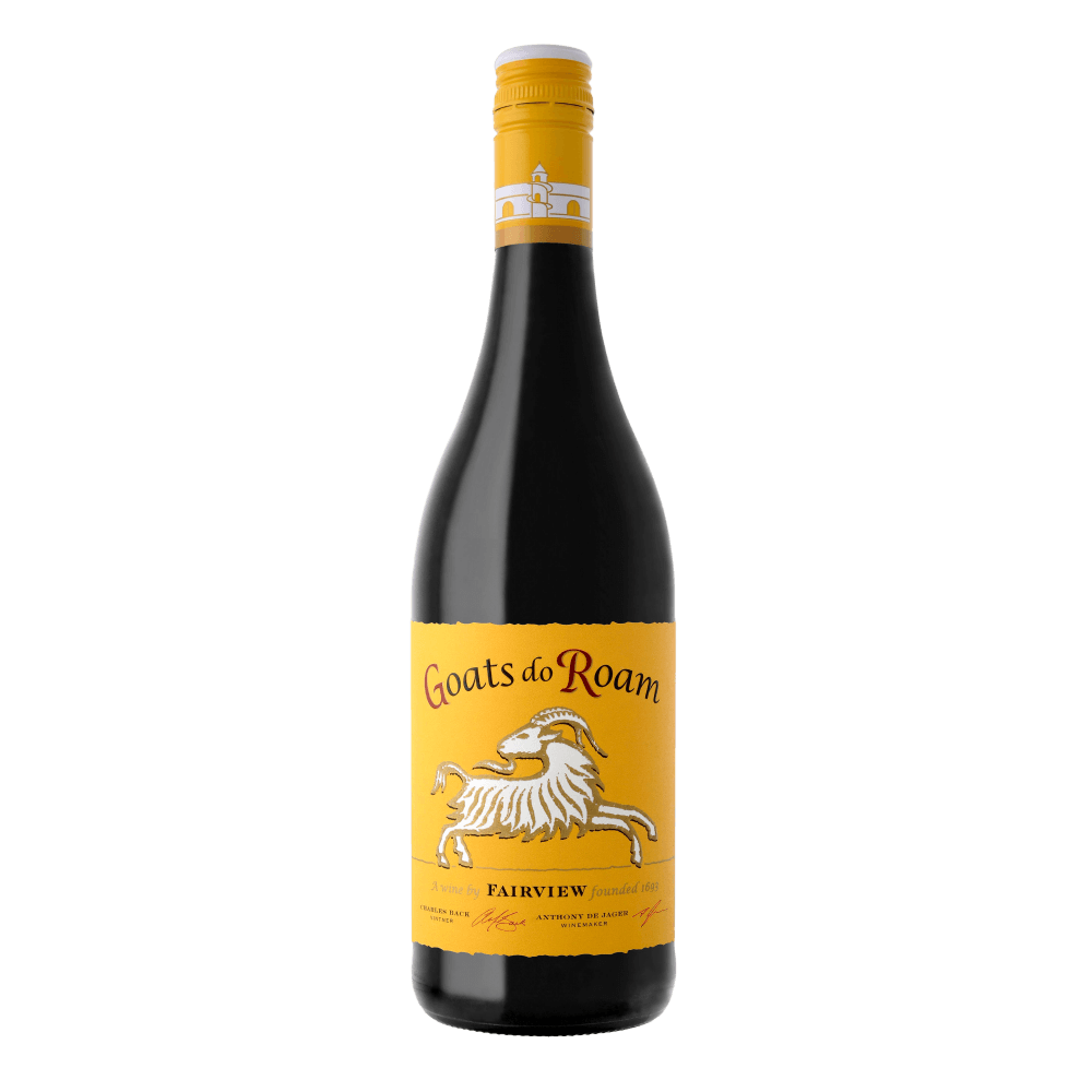 Вино Goats do Roam Red, 0.75 л., 2016 г. (s)