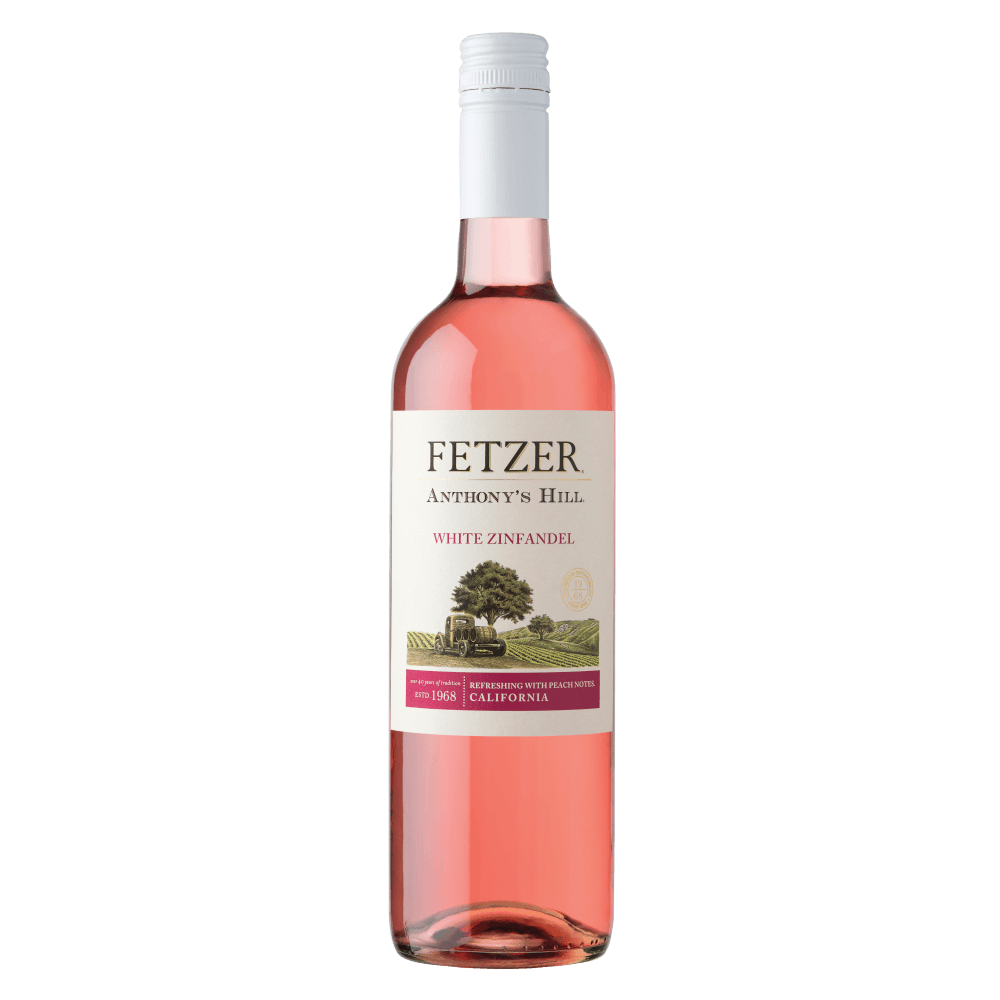 Вино Anthony's Hill White Zinfandel, 0.75 л. (s)
