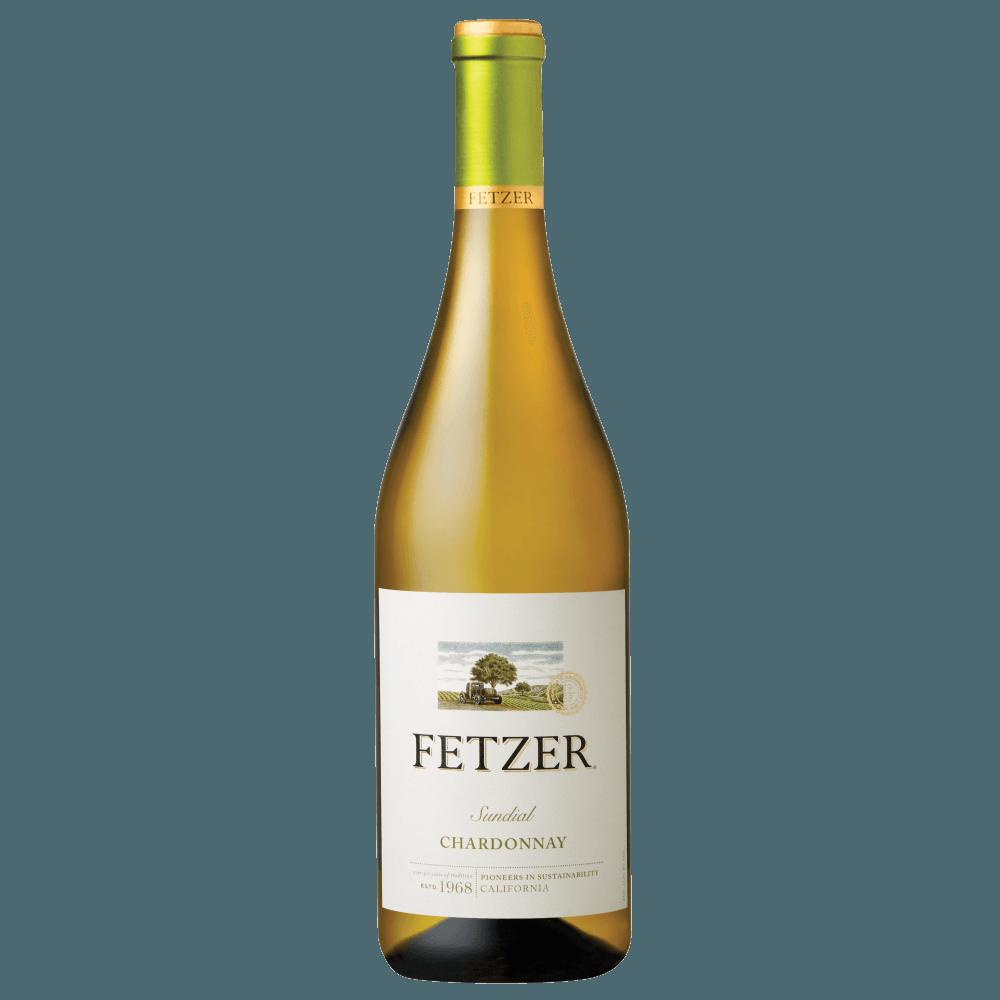 Вино Chardonnay Sundial, 0.75 л., 2015 г.(s)