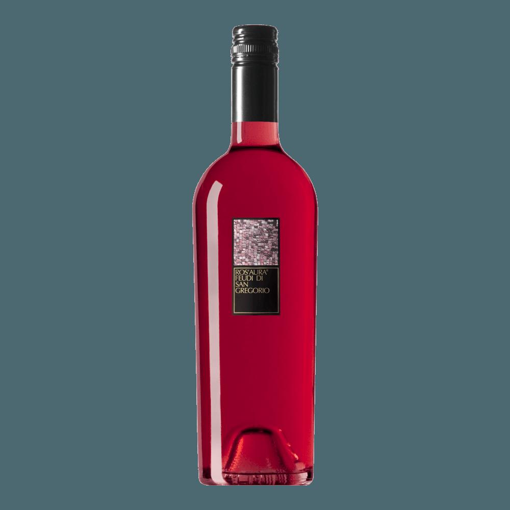 Вино Ros'Aura, 0.75 л., 2016 г.(s)