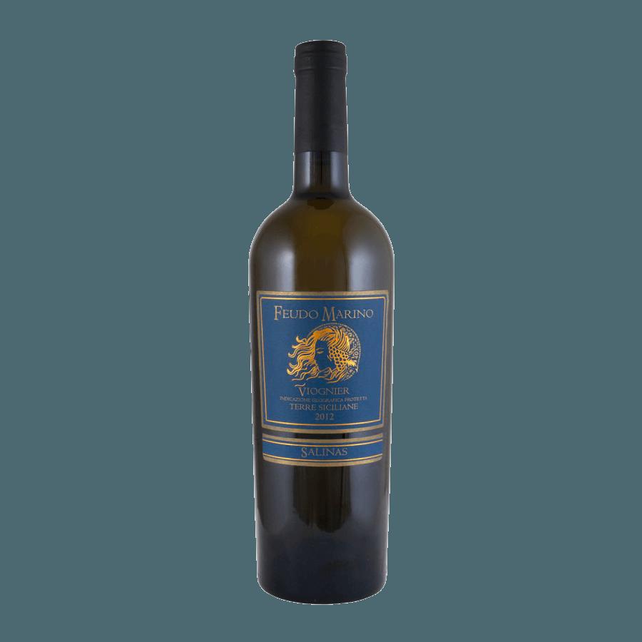 Вино Feudo Marino Salinas Viognier IGP (белое, полусухое) 0,75л