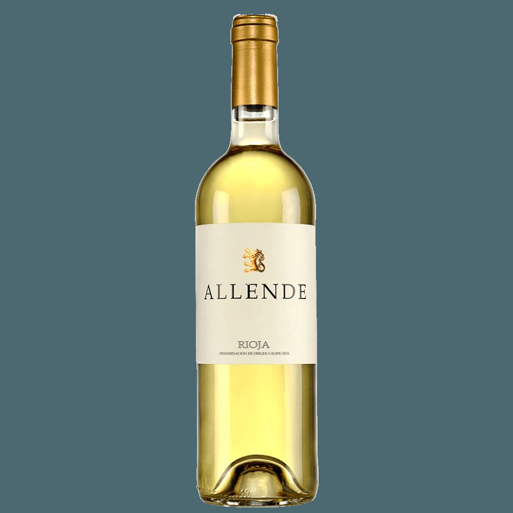 Вино Allende Blanco, 0.75 л., 2013 г. (s)