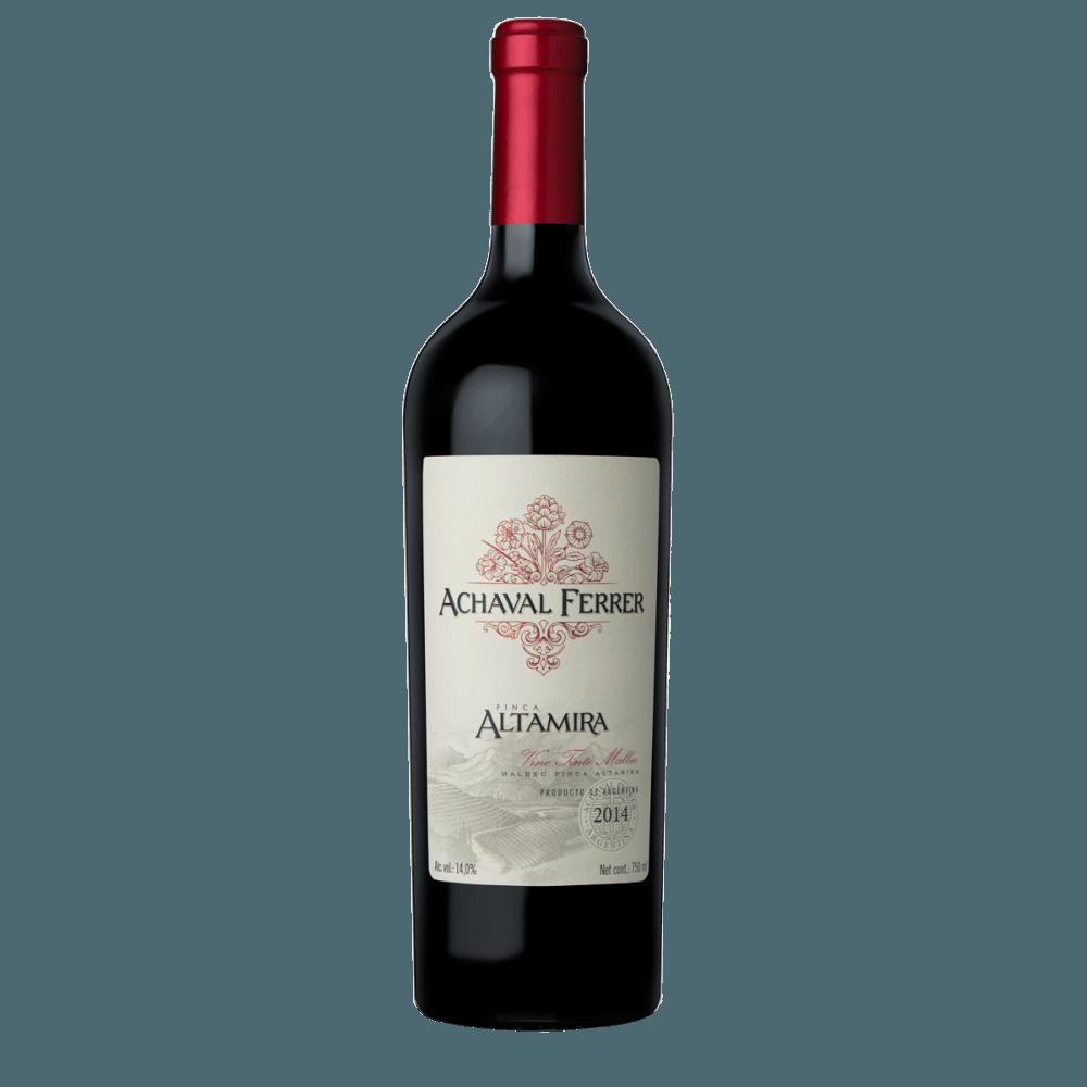Вино Finca Altamira (красное, сухое), 0.75 л., 2014 г (S)