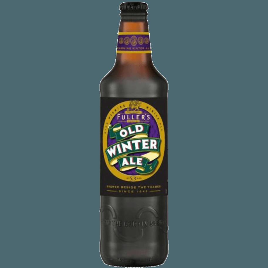 """Пиво """"Fuller's"""" Old Winter Ale, 0.5 л."""