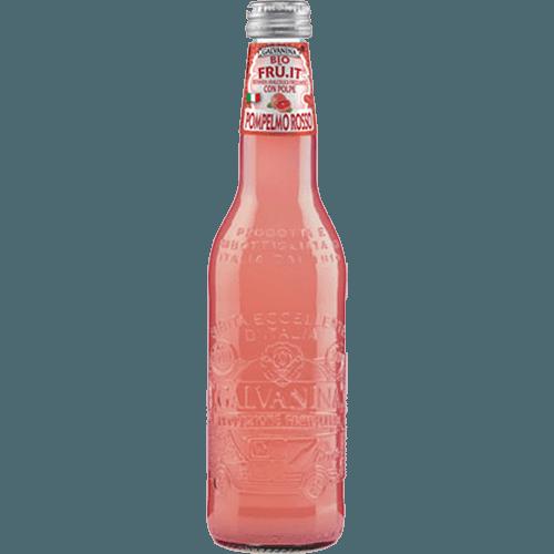 "Лимонад Galvanina BIO ""Pompelmo rosso"", 0.35 л."