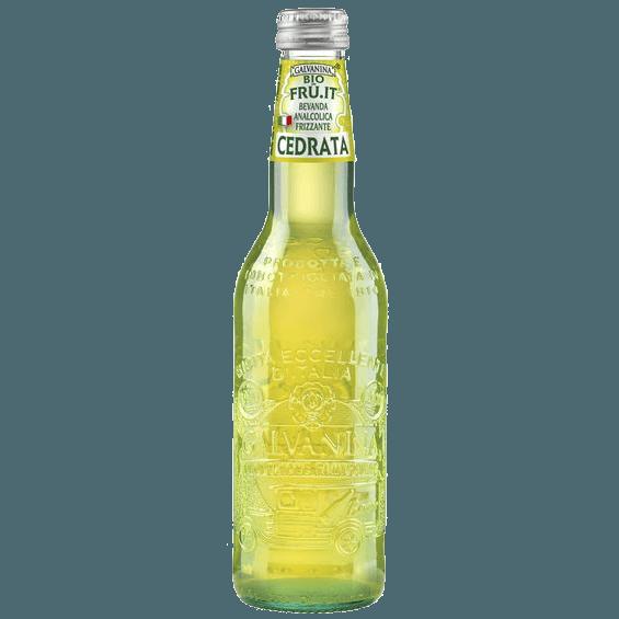 """Лимонад Galvanina BIO """"Cedrata"""", 0.35 л."""