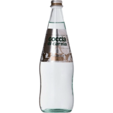 Goccia di Carnia, вода без газа, 0.75 л.