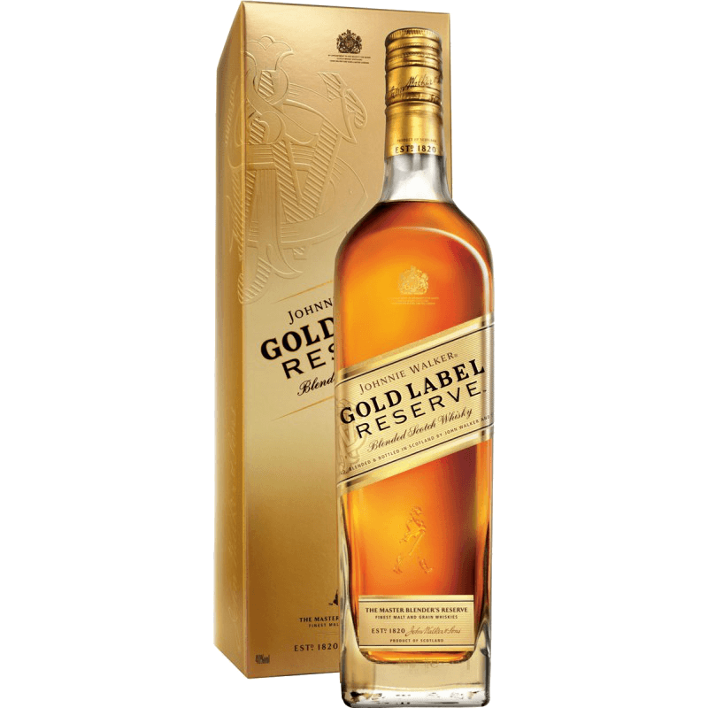 Виски  Johnnie Walker Gold Label Reserve, 0.7 л.