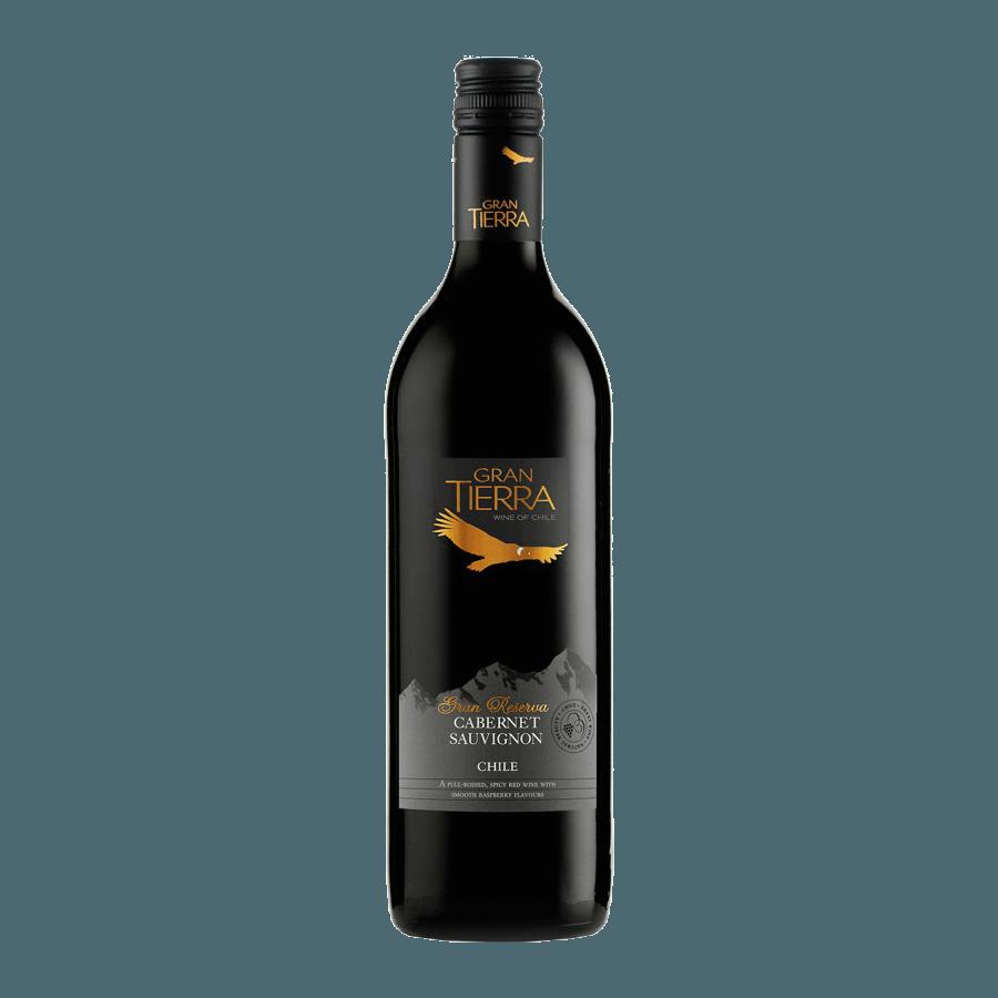 Вино Gran Tierra Cabernet Sauvignon (красное, полусухое) 0,75 л