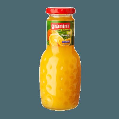 Granini Сок апельсиновый 0,25л