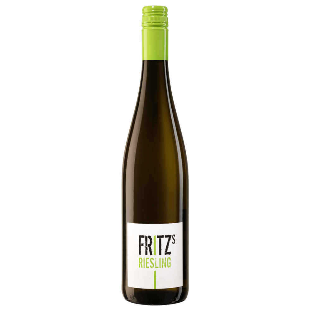 Вино Fritz's Riesling, 0.75 л., 2016 г. (s)