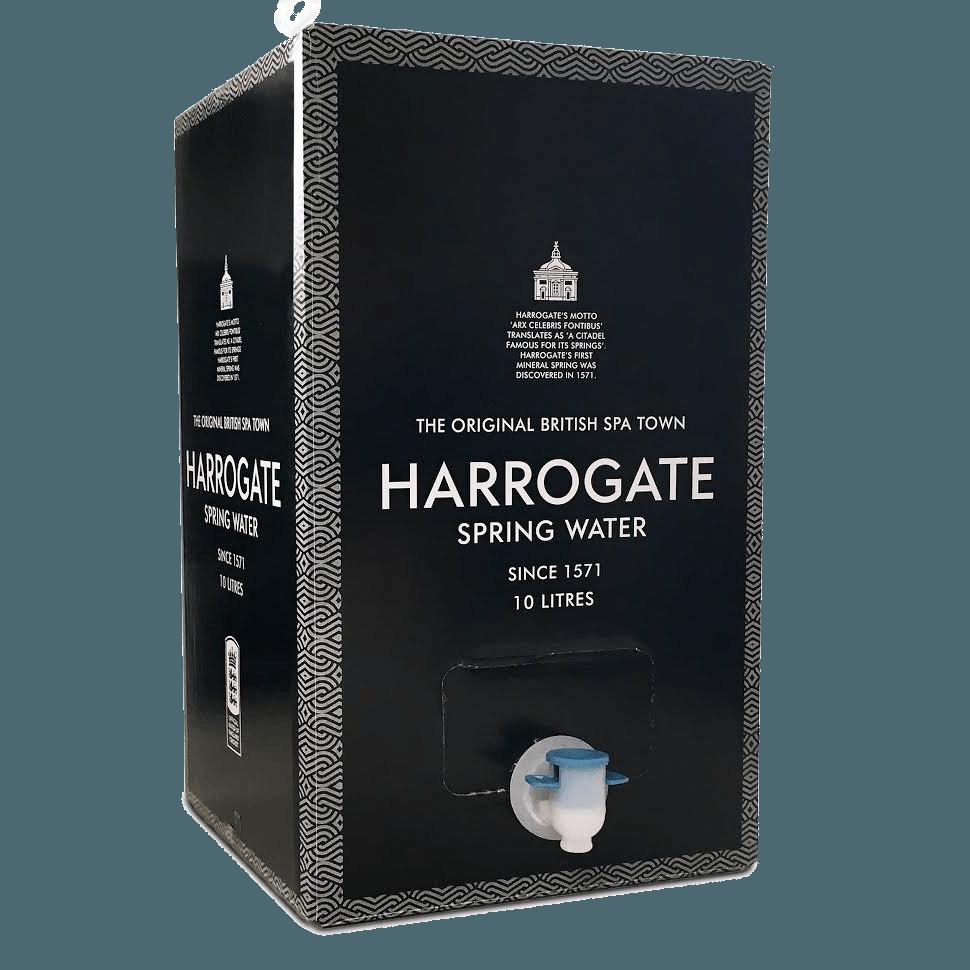 Harrogate, минеральная негазированная вода, 10 л.