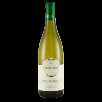 "Вино Chablis Premier Cru ""Beauregard"", 0.75 л., 2015 г. (s)"