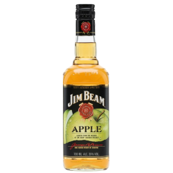 "Виски ""Jim Beam"" Apple, 0,5 л"