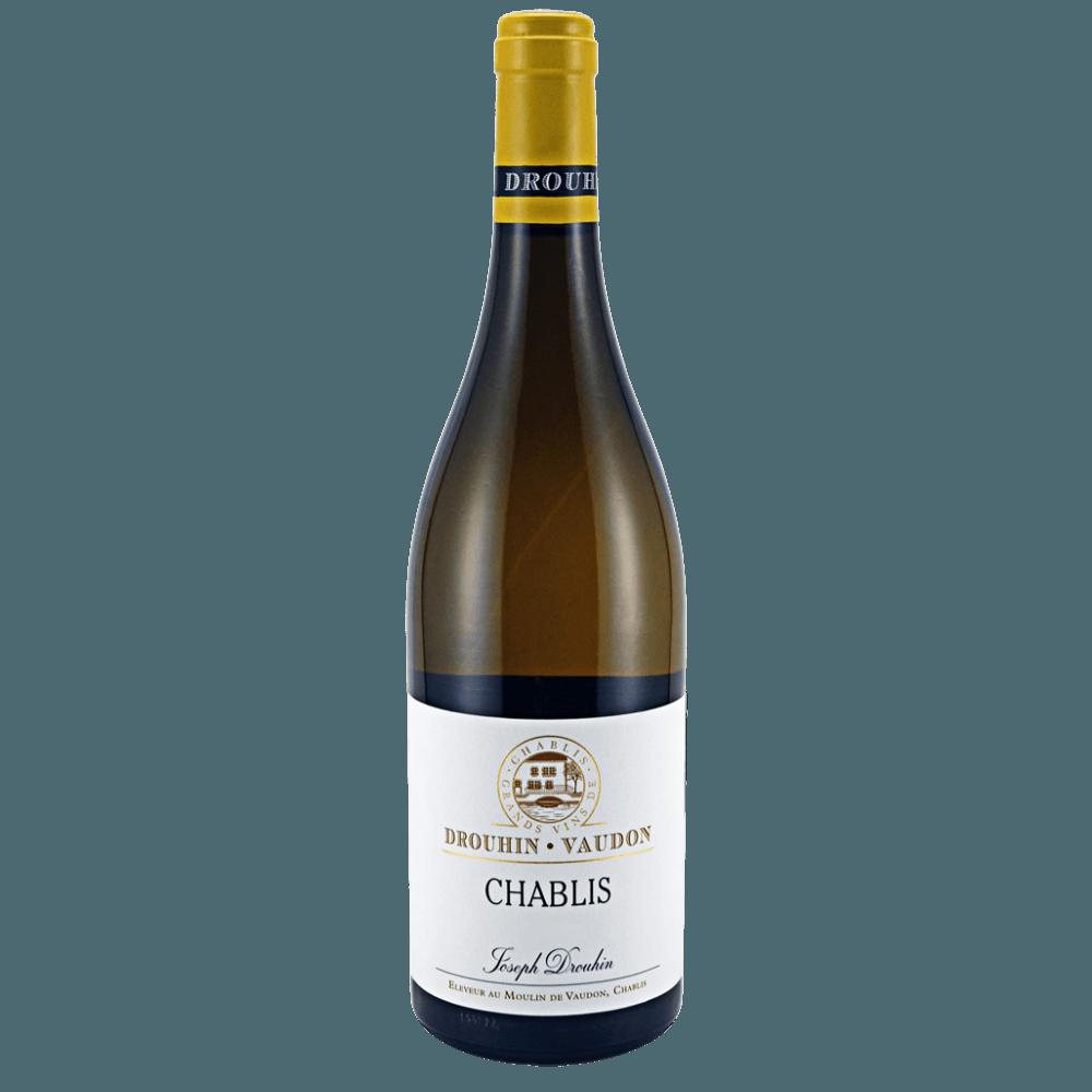 Вино Chablis, 0.75 л., 2016 г. (s)