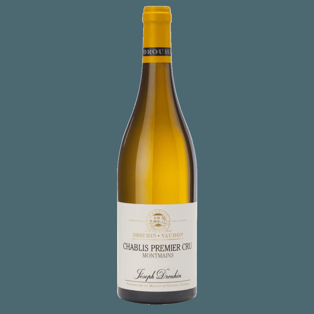 "Вино Chablis Premier Cru ""Montmains"", 0.375 л., 2016 г. (s)"