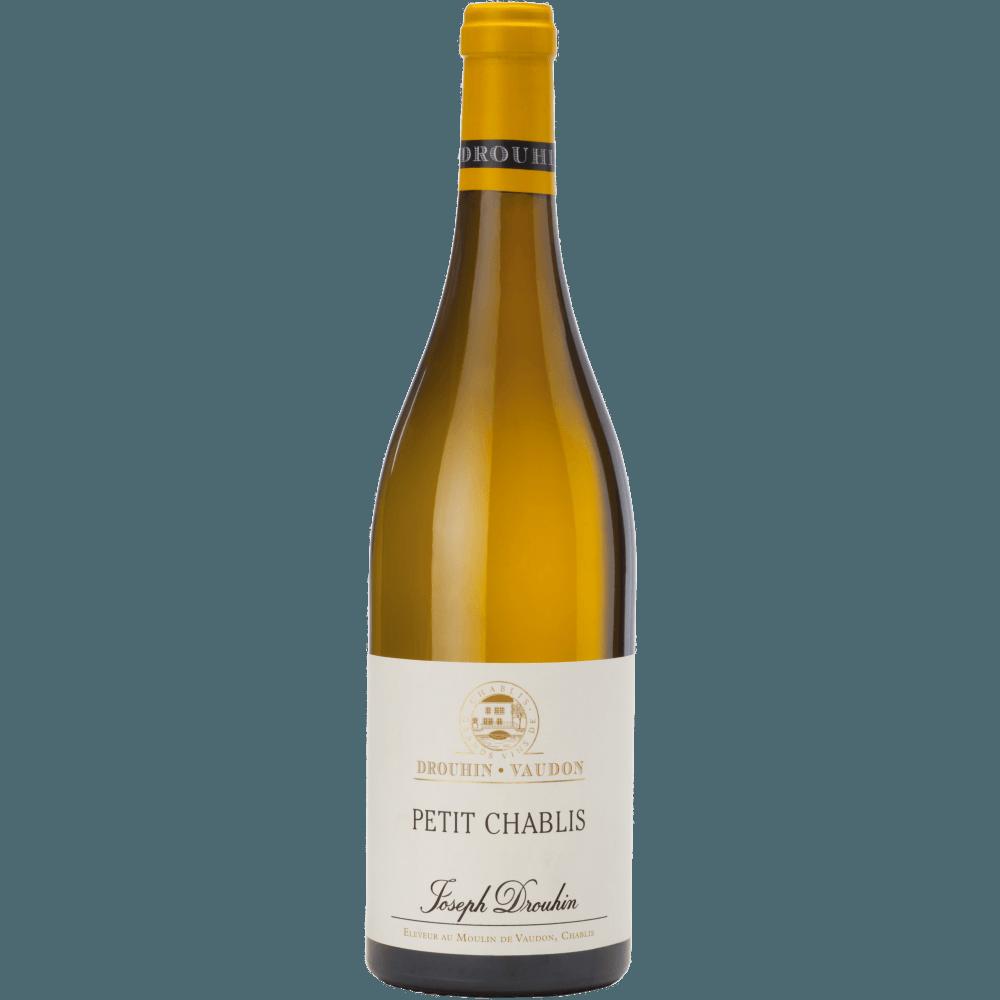 Вино Petit Chablis, 0.75 л., 2015 г. (s)