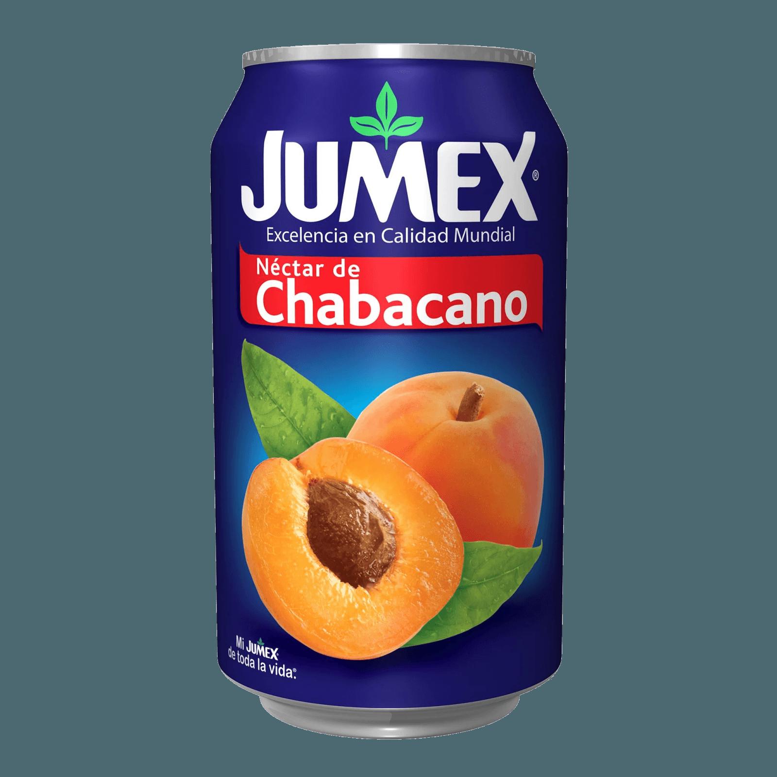 Нектар Jumex Apricot Nectar (абрикос), 0.335 л.
