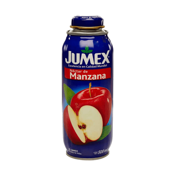 Сок Jumex Apple (яблоко), 0.5 л.