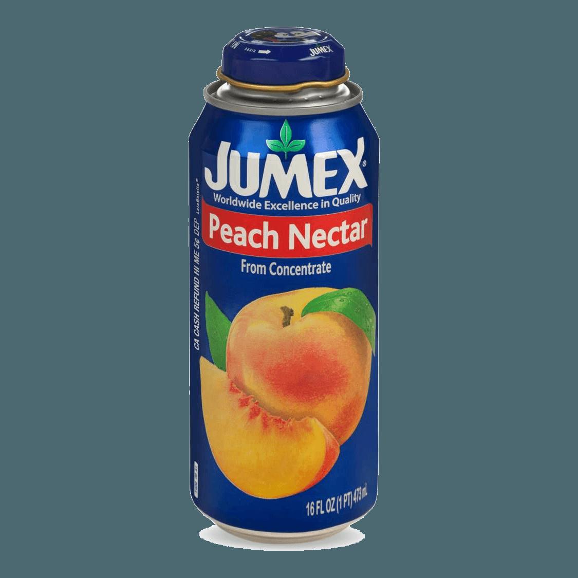 Нектар Jumex Peach Nectar (персиковый), 0.473 л.