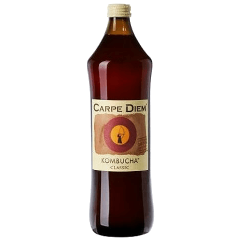 Напиток Комбуча «Carpe Diem», клюква, 750 мл