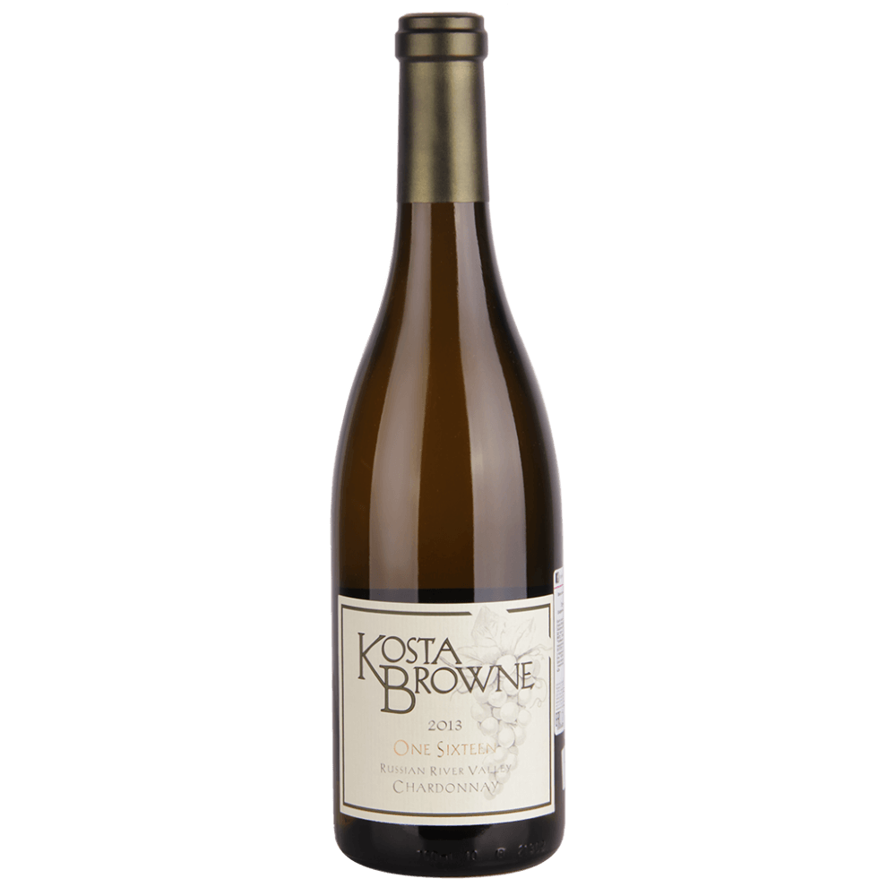 Вино One Sixteen Chardonnay, 0.75 л., 2015 г. (s)