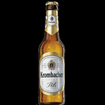 "Пиво ""Krombacher"" Кромбахер Пилс, 0.33 л."