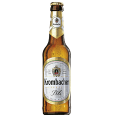 "Пиво ""Krombacher"" Кромбахер Пилс, 0.5 л. (4.8%)"