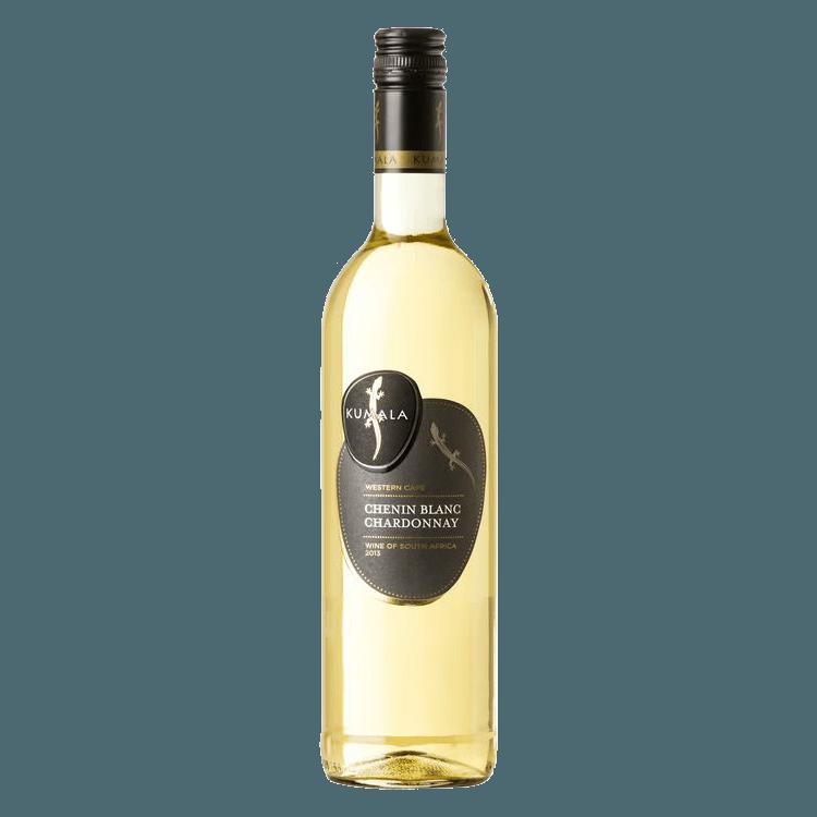 Вино Kumala Chenin Blanc Chardonnay (semi-dry) 0,75 л (ew)