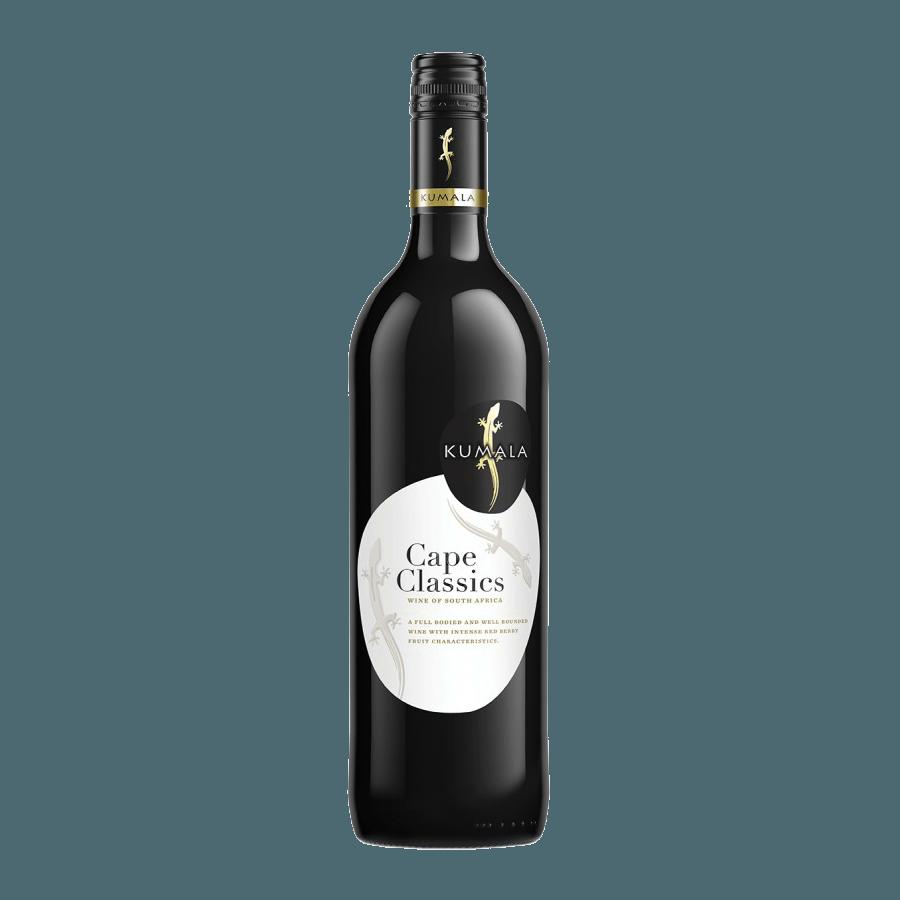 Вино Kumala Cape Classics Red (красное, полусухое) 0,75 л