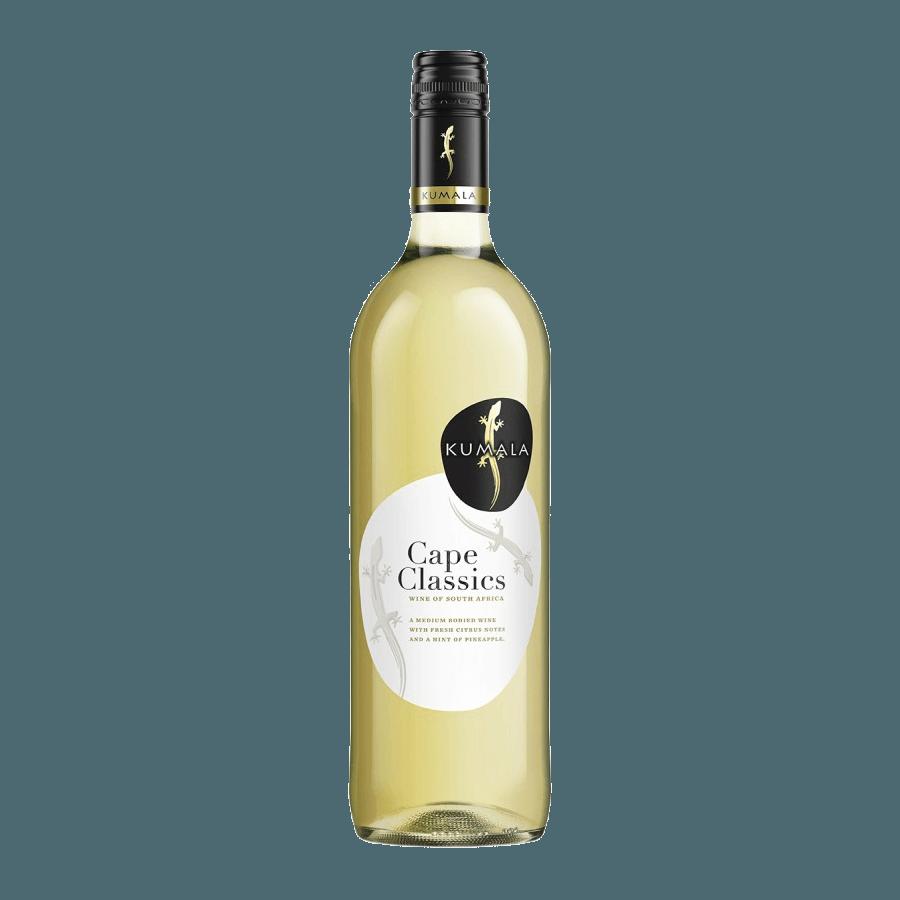 Вино Kumala Cape Classics (белое, полусухое) 0,75 л